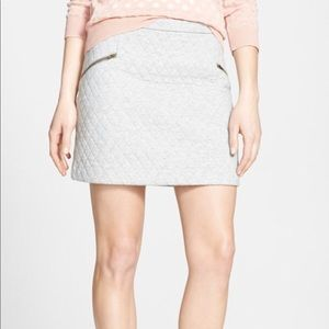 Hinge Quilted Skirt
